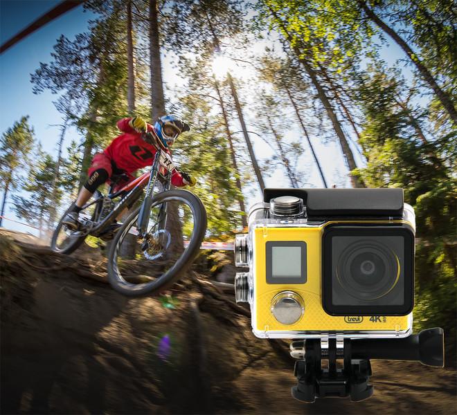 Vodoodporna športna kamera