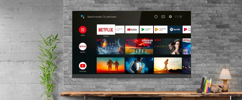 Smart TV in Android TV