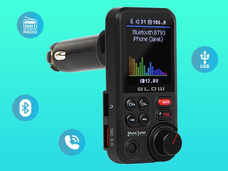Napreden FM oddajnik / transmitter