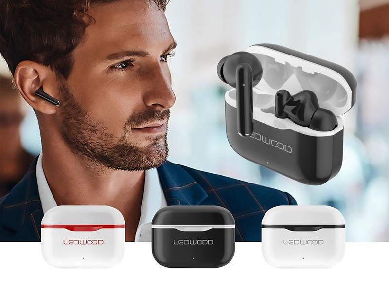Kaj še odlikuje slušalke LEDWOOD CAPELLA?