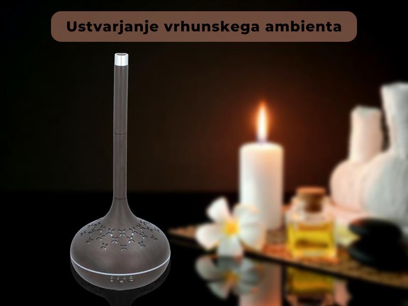 Investicija v vaše zdravje z odišavljeno aromo