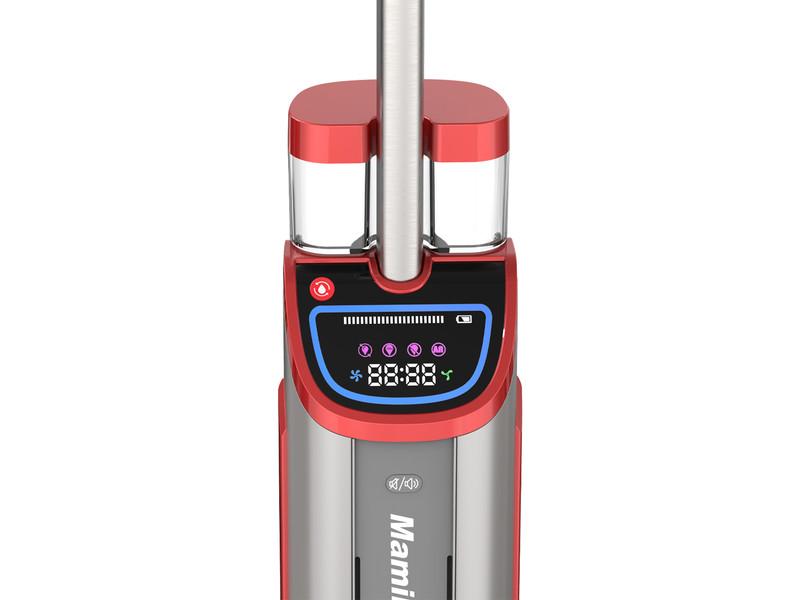 Kaj še odlikuje prenosni baterijski sesalec 2v1 Mamibot FLOMO?