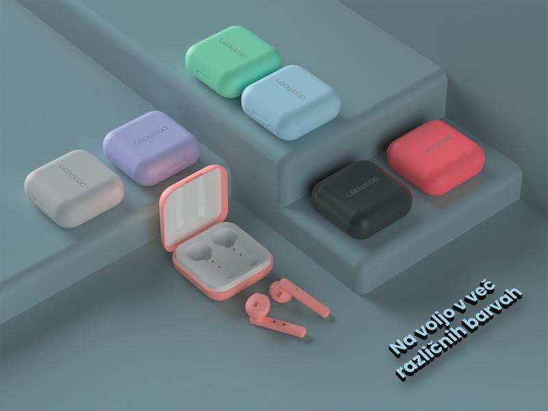 Kaj še odlikuje slušalke LEDWOOD HUBBLE?
