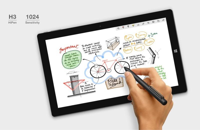 Izboljšajte vašo produktivnost z CHUWI aktivnim pisalom.
