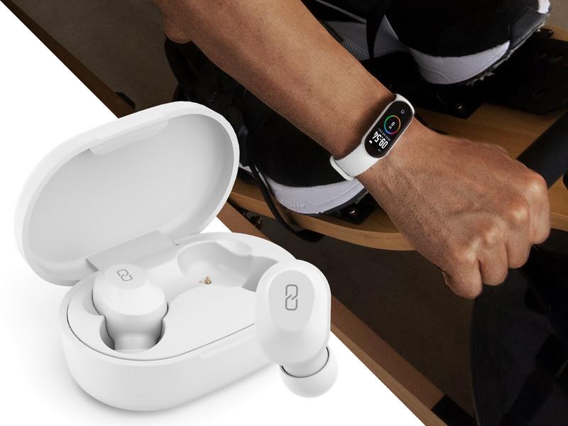 Bluetooth 5.0 in TWS slušalke s polnilno enoto