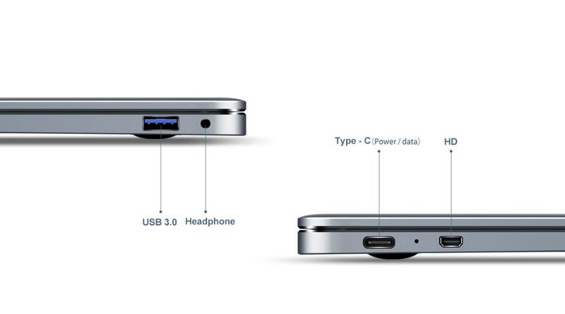 SSD disk, povezljivost in zmogljiva baterija
