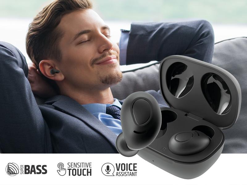 Super BASS zvok in izjemna funkcionalnost