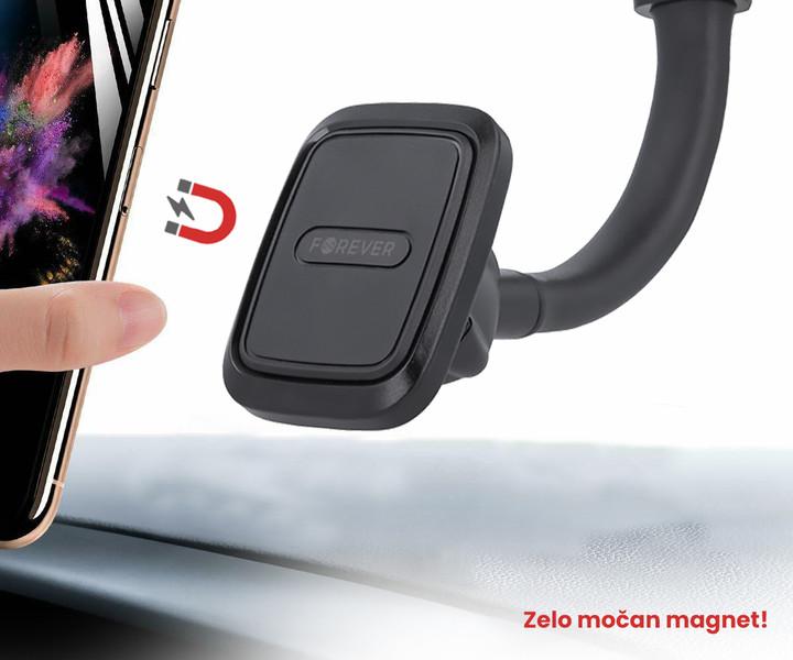 Avtomobilski magnetni nosilec za telefon