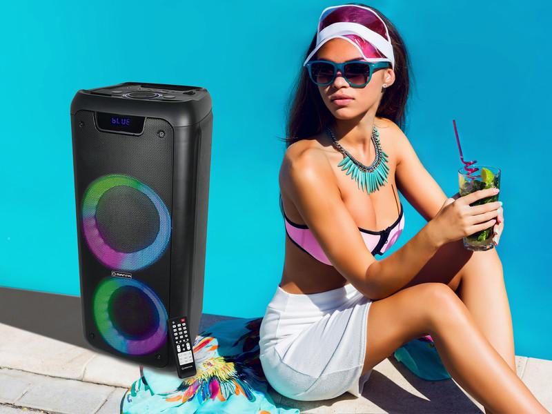 Izjemna moč, Disco RGB LED osvetlitev