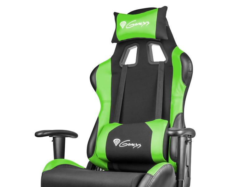 Kaj še odlikuje gaming stol Genesis NITRO 550?