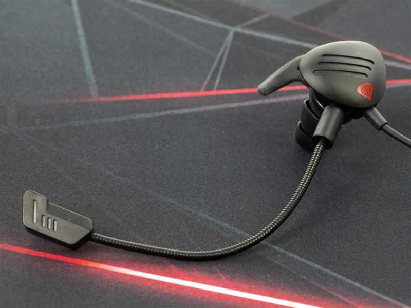 Kaj še odlikuje žične slušalke Genesis OXYGEN 400?