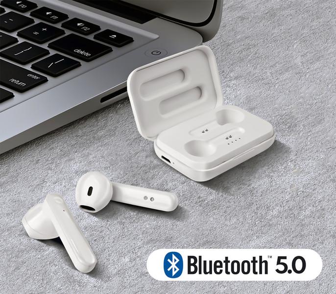 Privlačna oblika, Bluetooth 5.0 in do 20 urna uporaba