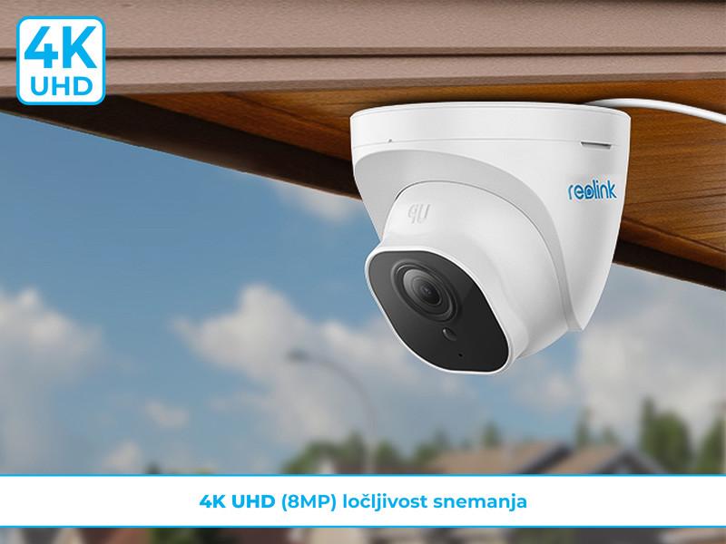Brezhibne 4K UHD kamere