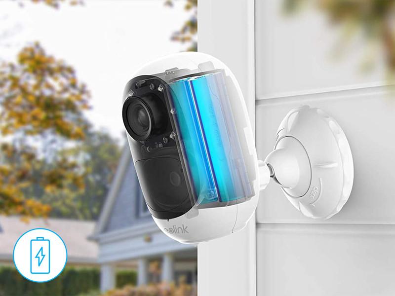 Kaj še odlikuje varnostno IP kamero Reolink ARGUS 2E?