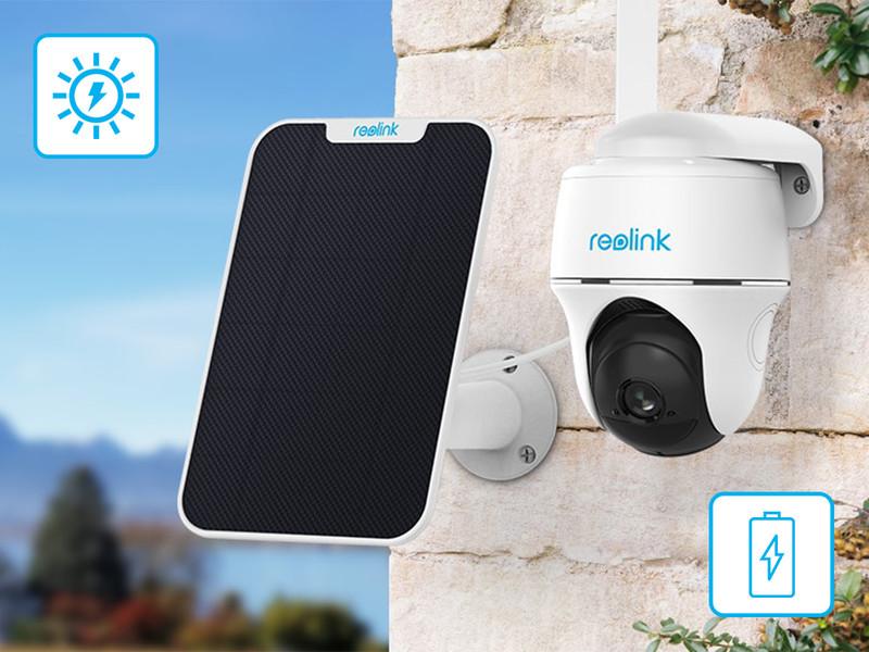Kaj še odlikuje varnostno kamero Reolink Go PT