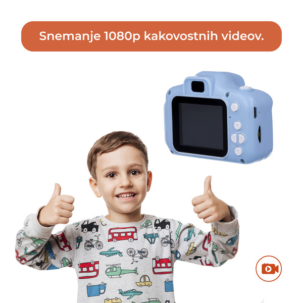 Slike, videoposnetki in zabava za vašega malčka