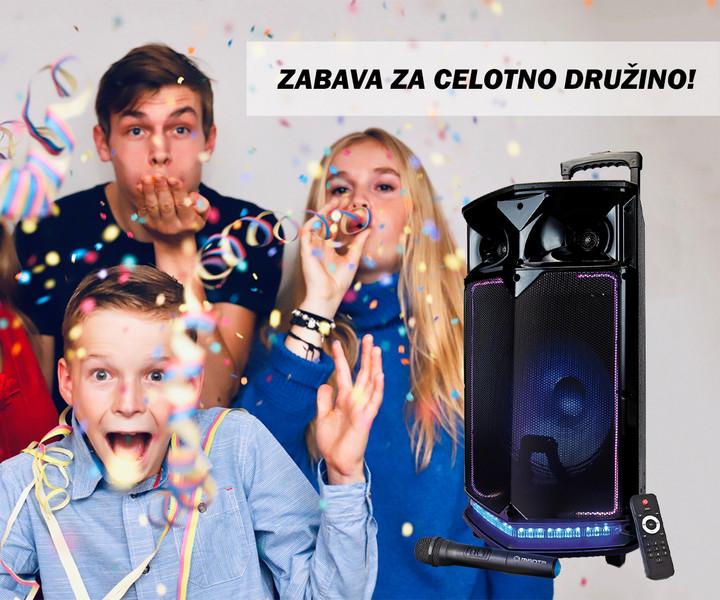 Karaoke in FM Radio Tuner