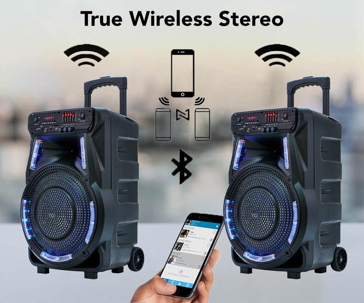Brezžična TWS stereo funkcija