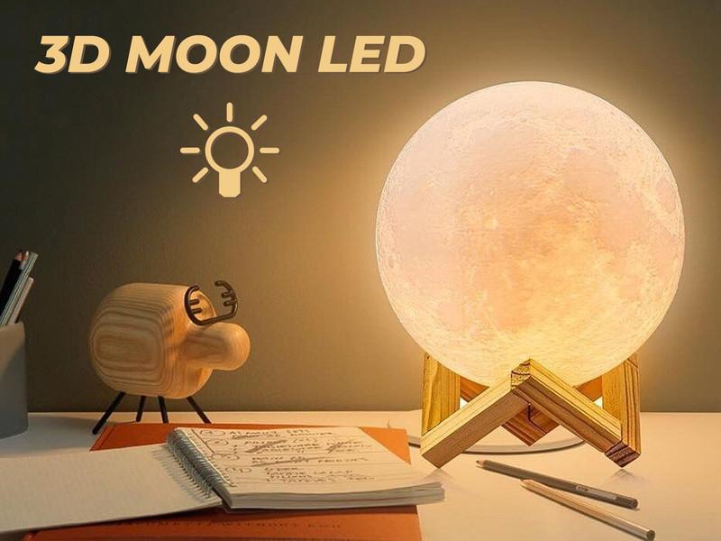 Inovativna svetilka in enostavna uporaba