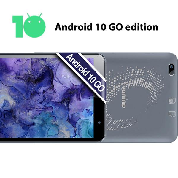 Najnovejši operacijski sistem Android 10 GO in 4000 mAh baterija