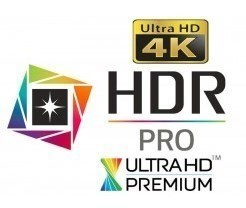 HDR kakovost slike: popolna črnina, večji kontrast