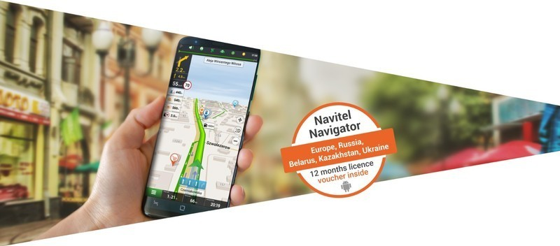 Gift: GPS navigation maps of 47 countries